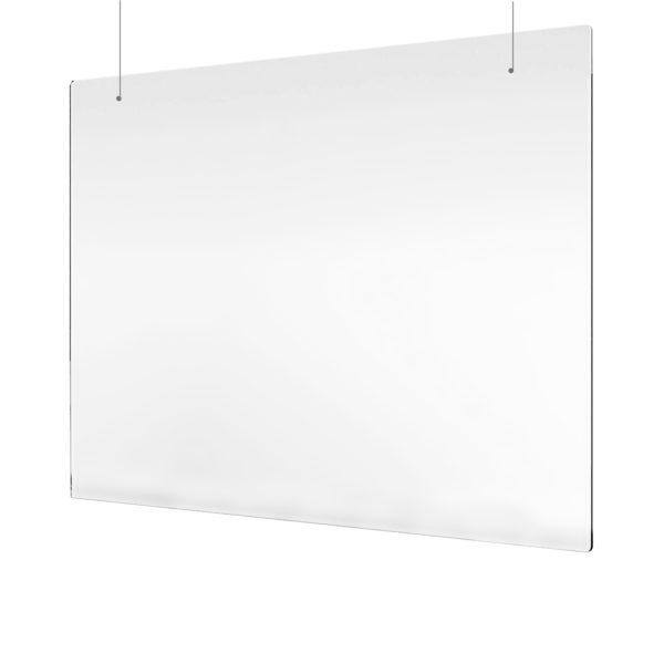 écran protection in plexiglass plexi transparente plastique covid corona