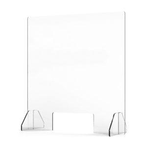 protection plexiglass plexi transparente plastique covid corona