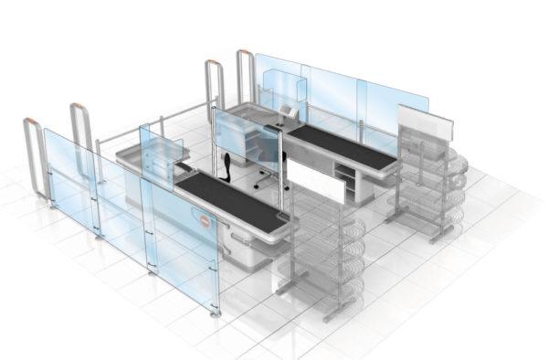 Sur mesure aménagement d'espace adapté