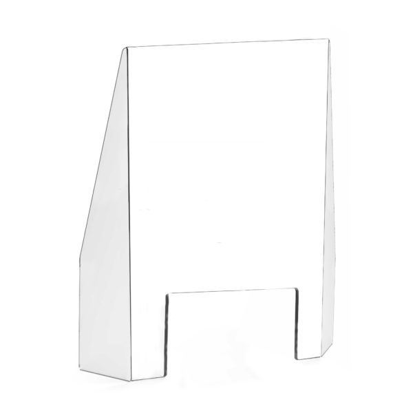 protection comptoir plexiglass plexi transparente plastique covid corona