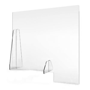 bureau open space coworking poste de travail plexiglass plexi transparente plastique covid corona